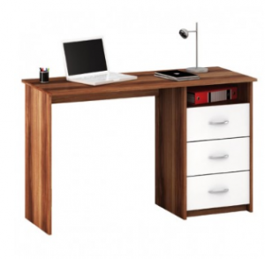 minimalistična organizacija pisalne mize